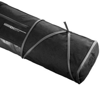 Salomon Extend 1 Pair 130+25 Jr Ski Bag black