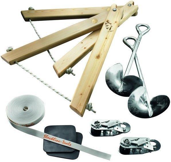 Slackline Tools Frameline Set Classic 10m