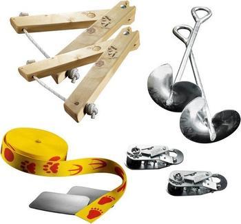 Slackline Tools Frameline Set Kids 8m