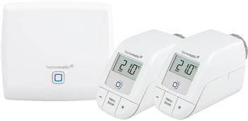Homematic IP Set Bild-Edition (2x Thermostat + Access Point)