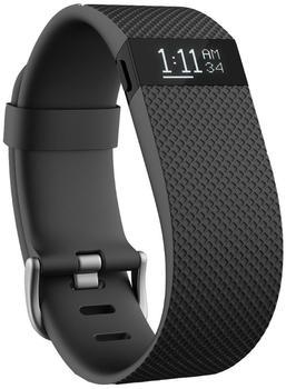 Fitbit Charge HR S schwarz