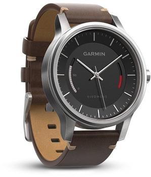 Garmin Vivomove Premium edelstahl