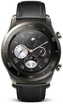 Huawei Watch 2 Classic titanium grau