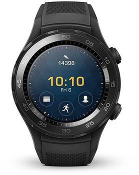 Huawei Watch 2 carbon schwarz