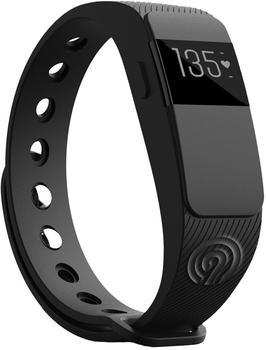 Ninetec SmartFit F2 HR schwarz