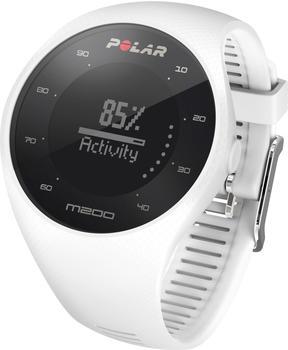 Polar M200 S/M weiß