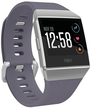 Fitbit Ionic blue grey/silver grey