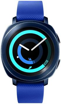 Samsung Gear Sport blau