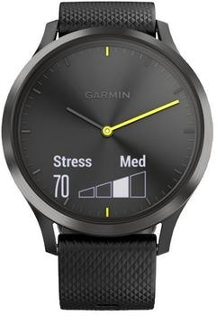 Garmin Vivomove HR Sport L black