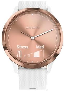 Garmin vivomove HR Sport S/M rose gold/white