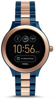fossil-q-venture-smartwatch-android-wear-mit-individuell-einstellbarem-zifferblatt-blau