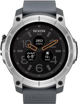 nixon-mission-silver