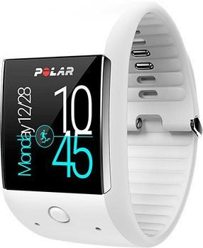 Polar M600 white + Bluetooth Headset