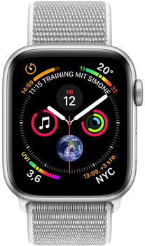 apple-watch-series-4-gps-40mm-silber-aluminium-sport-loop-muschel