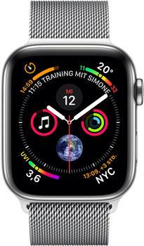 apple-watch-series-4-gps-cellular-44mm-silber-edelstahl-milanaise-armband-silber