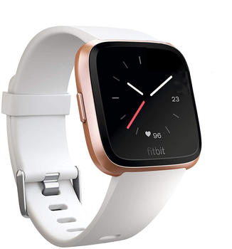 Fitbit Versa Periwinkle Rose Gold/White