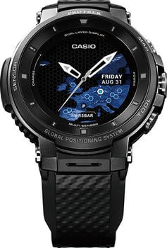 Casio WSD-F30-BK