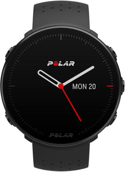 Polar Vantage M schwarz S