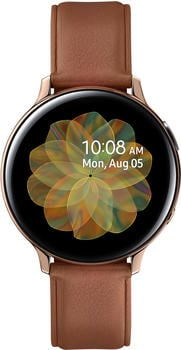 Samsung Galaxy Watch Active 2 44mm Edelstahl gold