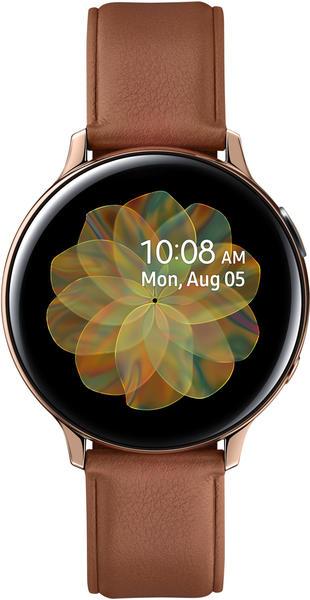 Samsung Galaxy Watch Active 2 44mm Edelstahl gold