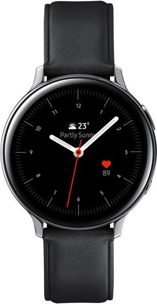 Samsung Galaxy Watch Active 2 40mm Edelstahl silber