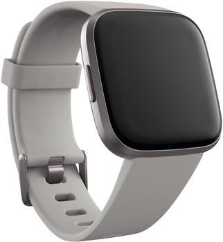 Fitbit Versa 2 Nebelgrau/Steingrau
