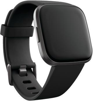 Fitbit Versa 2 Carbon/Schwarz