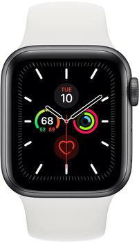 apple-watch-series-5-gps-40mm-aluminum-space-grau-sportarmband-weiss