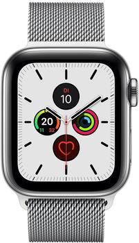 apple-watch-series-5-gps-lte-44mm-edelstahl-silber-milanaise-silber