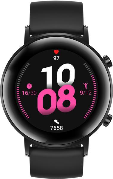 Huawei Watch GT 2 42mm Sport schwarz