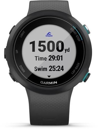 Garmin Swim 2 Schiefergrau