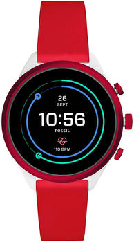 Fossil Sport 41mm rot