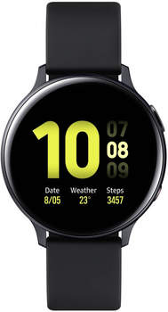 Samsung Galaxy Watch Active2 40mm Aluminium LTE Aqua Black Exclusive Edition