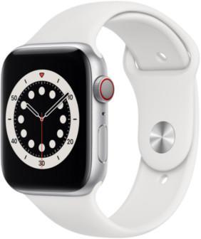 apple-watch-series-6-lte-silber-aluminium-44mm-sportarmband-weiss