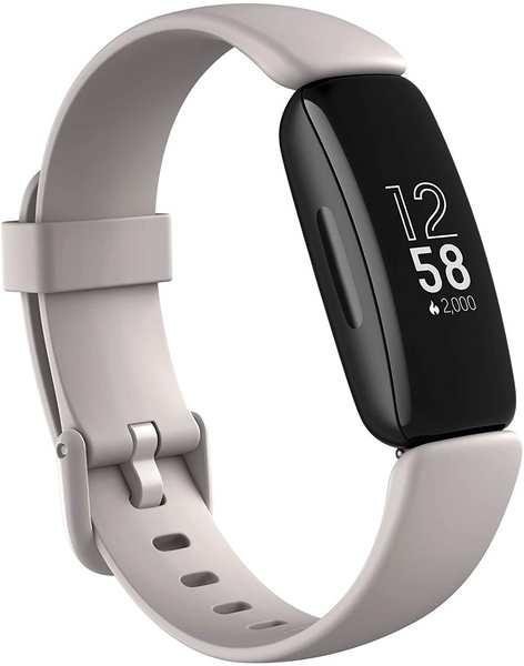 Fitbit Inspire 2 mondweiß