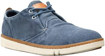 Timberland Hookset Handcrafted Fabric Oxford blue canvas