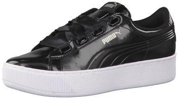 Puma Vicky Platform Ribbon P black/black