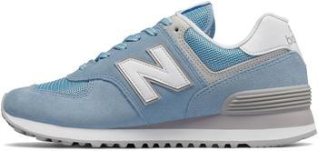 New Balance WL574 blue/white