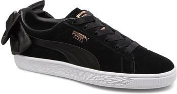 Puma Suede Bow W puma black/puma black