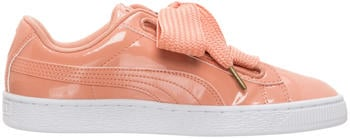 Puma Basket Heart Patent dusty coral/dusty coral
