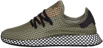 Adidas Deerupt Runner green/core black/easy orange