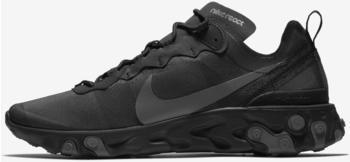 Nike React Element 55 black/dark grey