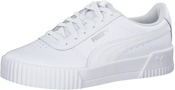 Puma Carina white/white/silver