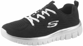Skechers Graceful - Get Connected black/white