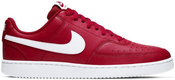 Nike Court Vision Low gym red/white
