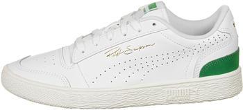 Puma Ralph Sampson Lo Perforated Soft white/amazon green/whisper white
