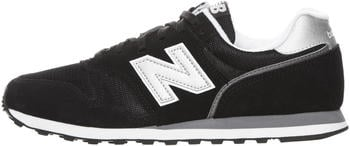 New Balance M 373 black with white