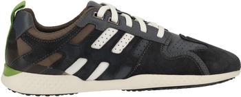Geox U Snake Sneaker low dk avio/stone
