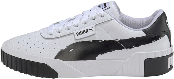 Puma Cali Brushed white/black