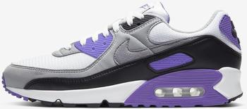 Nike Air Max 90 white/hyper grape/black/particle grey
